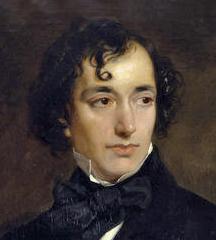 Francis Grant's portrait of British prime minister Benjamin Disraeli, who would've appreciated the Trump-Romney dance.