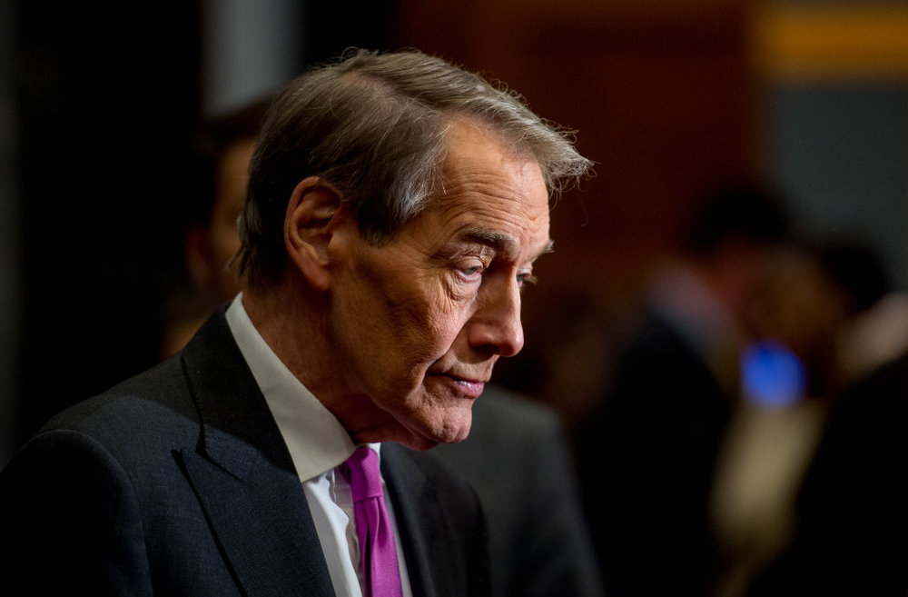 Charlie Rose is among the latest to get the sexual harassment ax.