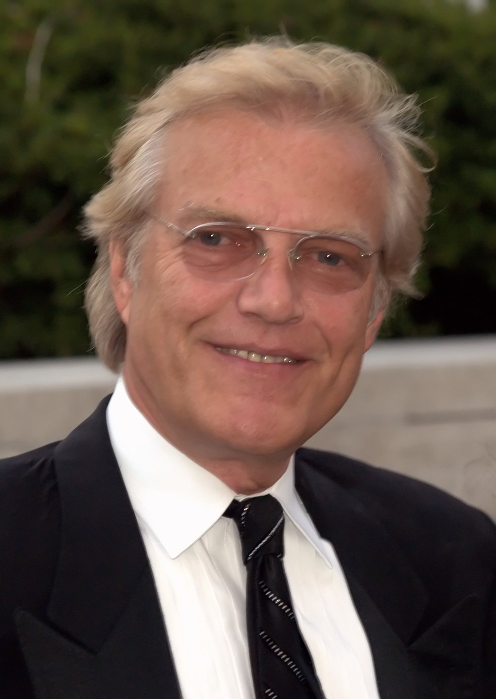Peter Martins at a Metropolitan Opera premiere in 2009. Photograph by David Shankbone.