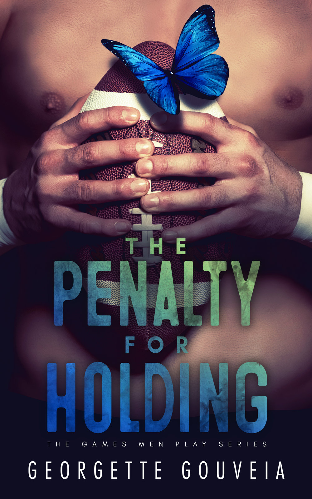"""My book """"The Penalty for Holding,"""" a finalist in the 2018 Lambda Literary Awards"""