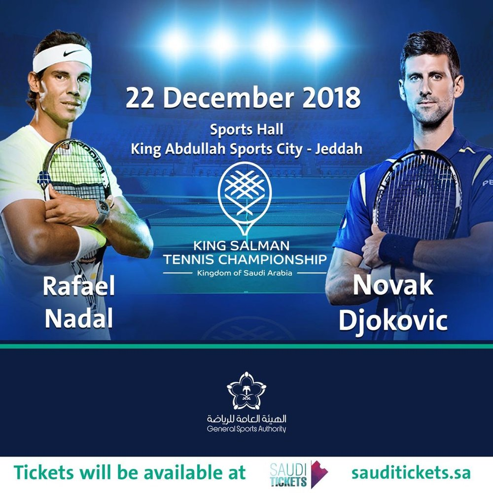 Rafael Nadal and Novak Djokovic are still considering whether or not to play an exhibition in Saudi Arabia Dec. 22 in light of the recent murder of Jamal Khashoggi.