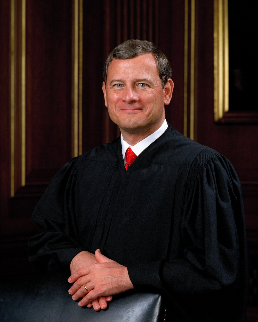 John G. Roberts Jr., chief justice of the United States Supreme Court. Photograph by Steve Petteway.