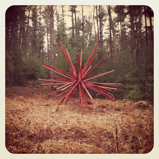 ** the Neighbors ** ©2011 Catskills NY (Taken with  instagram )