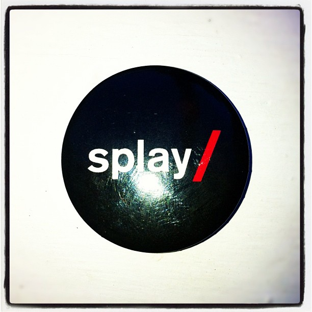 My day in the archives; splay/ (Taken with  instagram )