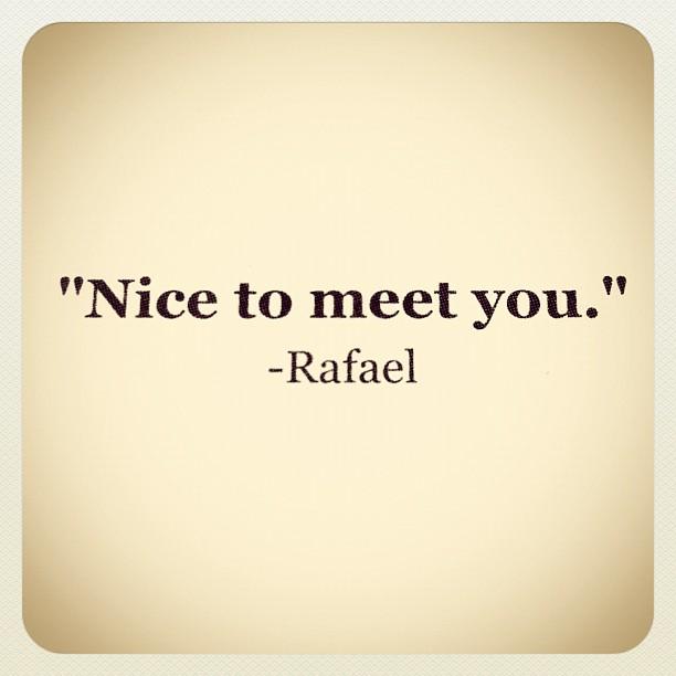 #NYAD @rafmatics @nyartdepartment ©2012 (Taken with  instagram )