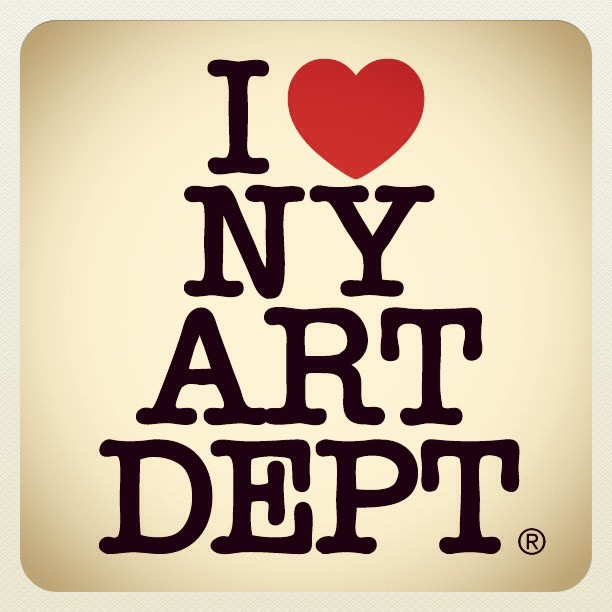 @nyartdepartment ©2012 (Taken with instagram)
