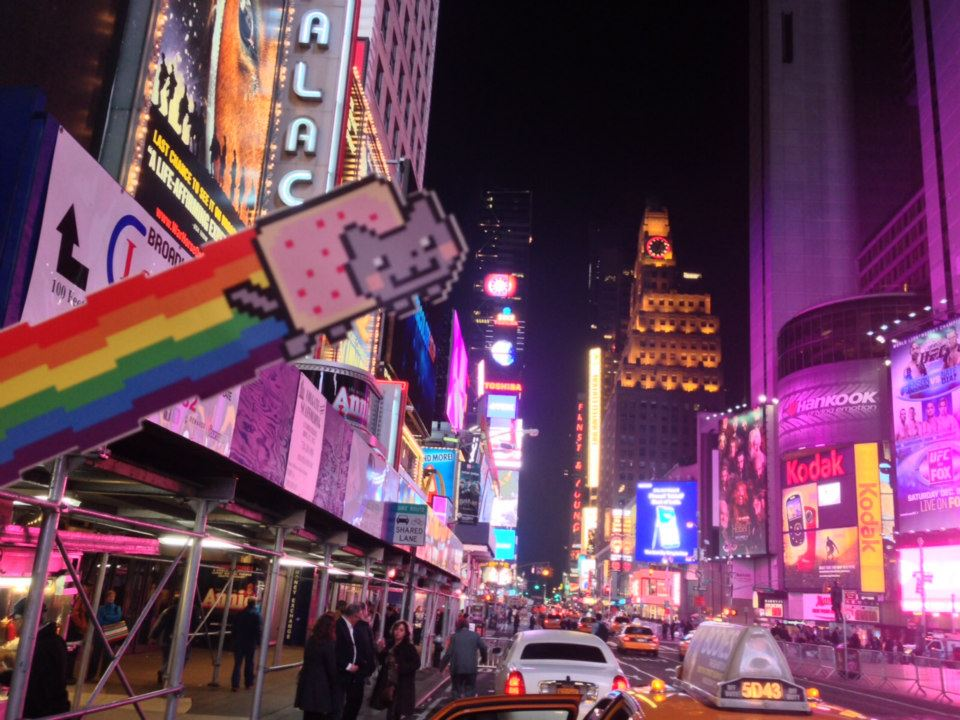 #NYANCATCITY IS ALMOST HERE - MORE INFO COMING SOON