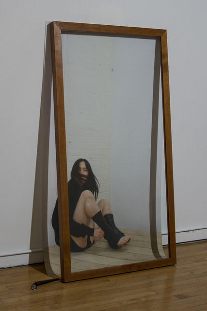 JUAN BETANCURTH Erotics of  Discipline #1, 2013