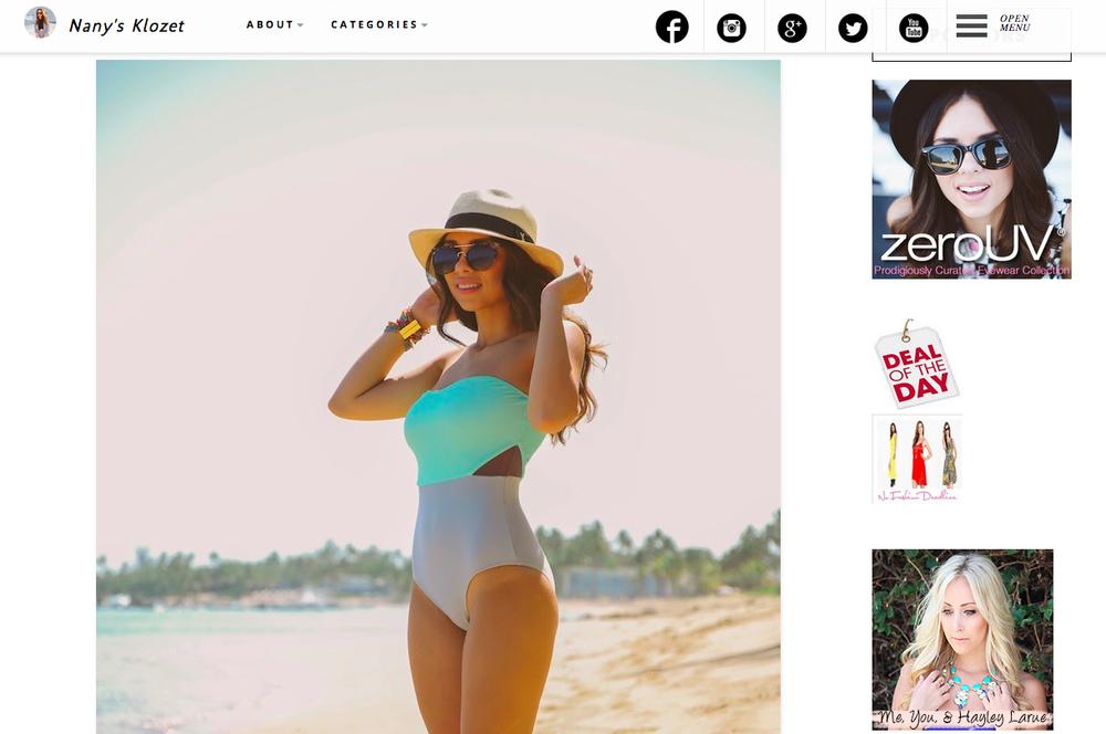 Nany's Klozet / Blogger (Miami, USA)