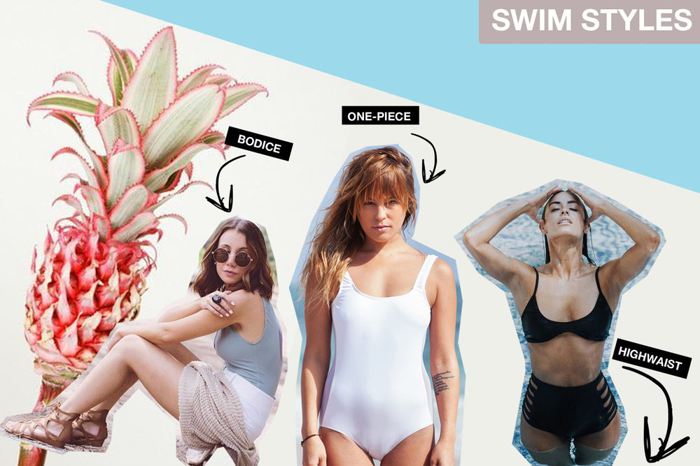 SWIMSUIT ADVICE? HERE'S A FEW FOR YOU 👙   The most important thing a woman should consider when looking for a swimsuit is to choose the right fit for her body shape and a suit that embrace her personality.    Read More