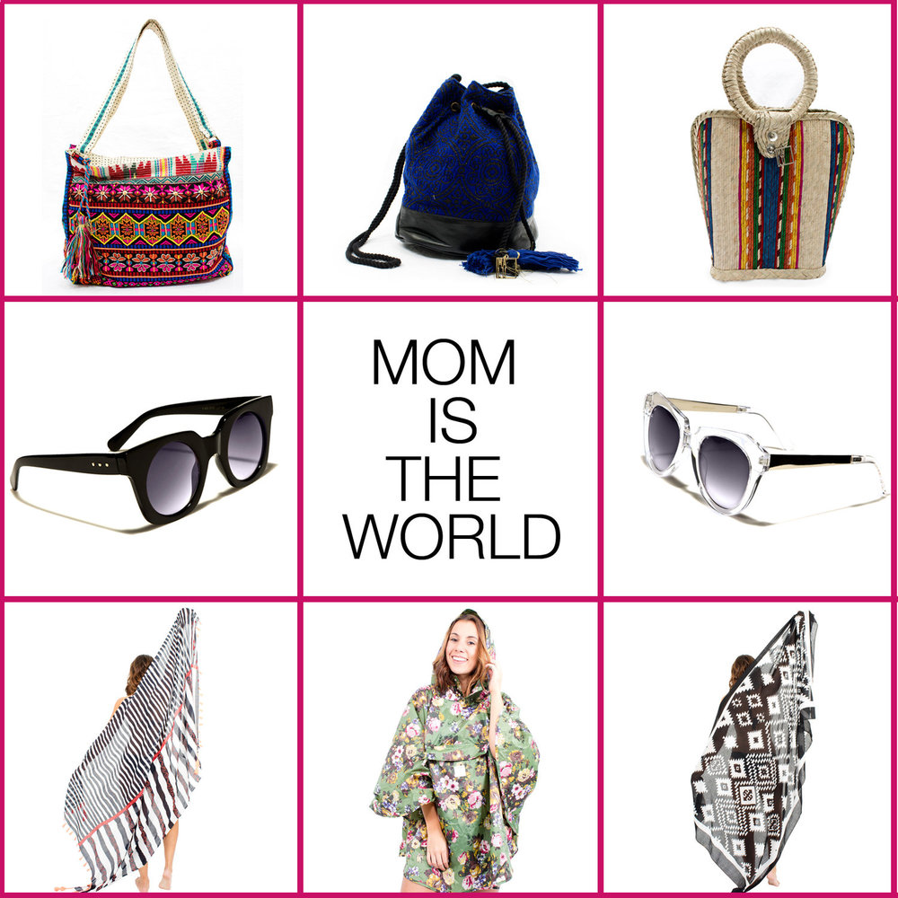 MOTHER'S DAY GIFT IDEAS   Cause Mom is the World and she deserves anything on this world.    Read More