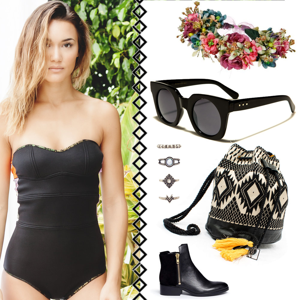 WOOP WOOP!    Check out our latest collage inspiration for your Coachella outfit   Read More