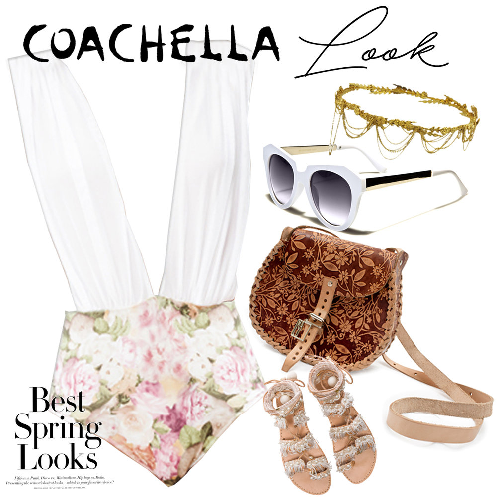 ARE YOU READY FOR THE MUSIC FESTIVAL?   Cause you need to start planning your trendy looks for COACHELLA <3 and We'll give you a little help ;)   Read More