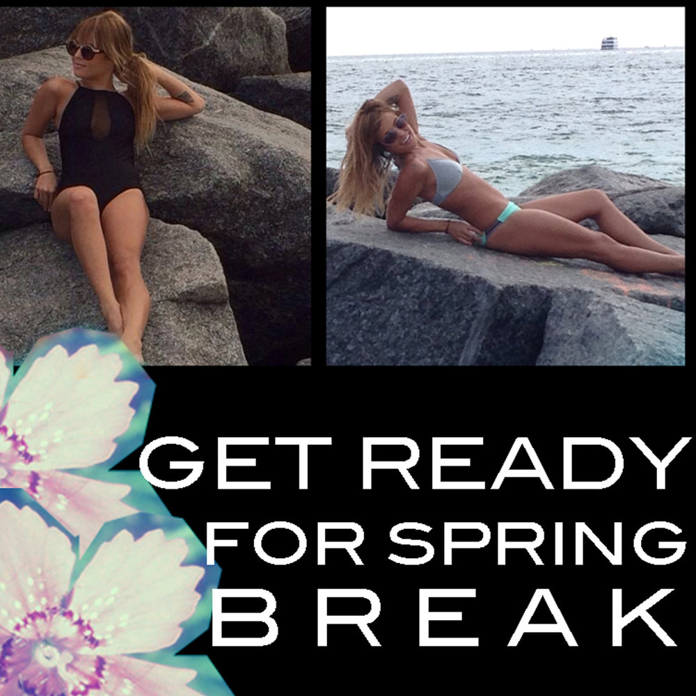 GETTING READY FOR SPRING BREAK   The best holiday season of the year   Read More