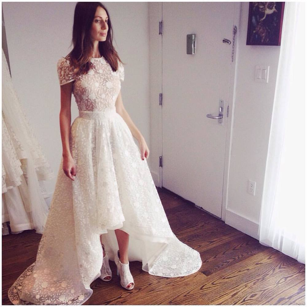 Hello gorgeous 💕💕💕 fittings at the new place in Brooklyn with this babe! Happy Friday! #tatyanamerenyuk #tatyanamerenyukbridal #whimsy #fashion #style #stylish #cute #tatyanamerenyukbridal #hair #beauty #beautiful #pretty #design #bridaldress #dress #wedding #weddingdress #bohochick #boho #whitedress #weddinginsporation #lace #bride #nycdesigner #brooklyndesigner #bridal #brooklynbride #bridalinspiration #whimsy