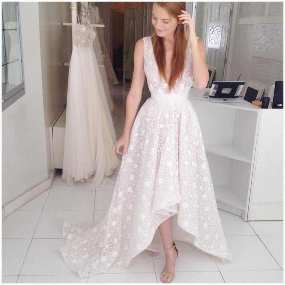 "Obssessing over ""Nora"" this morning…. This shape, the lace sooo good 😍😍😍😍😍! #tatyanamerenyuk #bridalmarket #whimsy #fashion #style #stylish #cute #tatyanamerenyukbridal #hair #beauty #beautiful #pretty #design #bridaldress #dress #wedding #weddingdress #bohochick #boho #whitedress #weddinginsporation #lace #о#bride #nycdesigner #brooklyndesigner #bridal #brooklynbride #bridaldress"