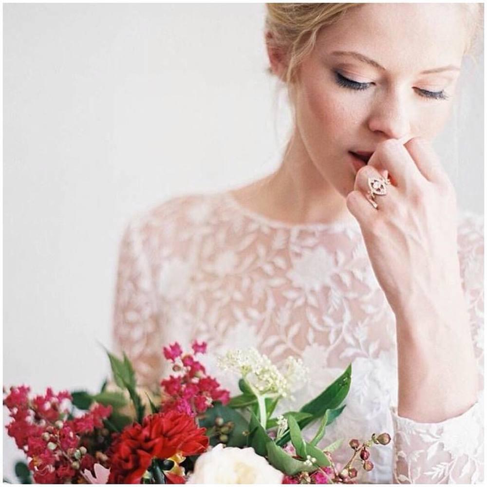 What a dreamy repost from @studioellephoto 💕💕💕 sweet dreams #tatyanamerenyuk #tatyanamerenyukbridal #fashion #style #stylish #cute #tatyanamerenyukbridal #hair #beauty #beautiful #pretty #design #bridaldress #dress #wedding #weddingdress #bohochick #boho #whitedress #weddinginsporation #lace #bohemianwedding #bride #nycdesigner #brooklyndesigner #bridal #brooklynbride