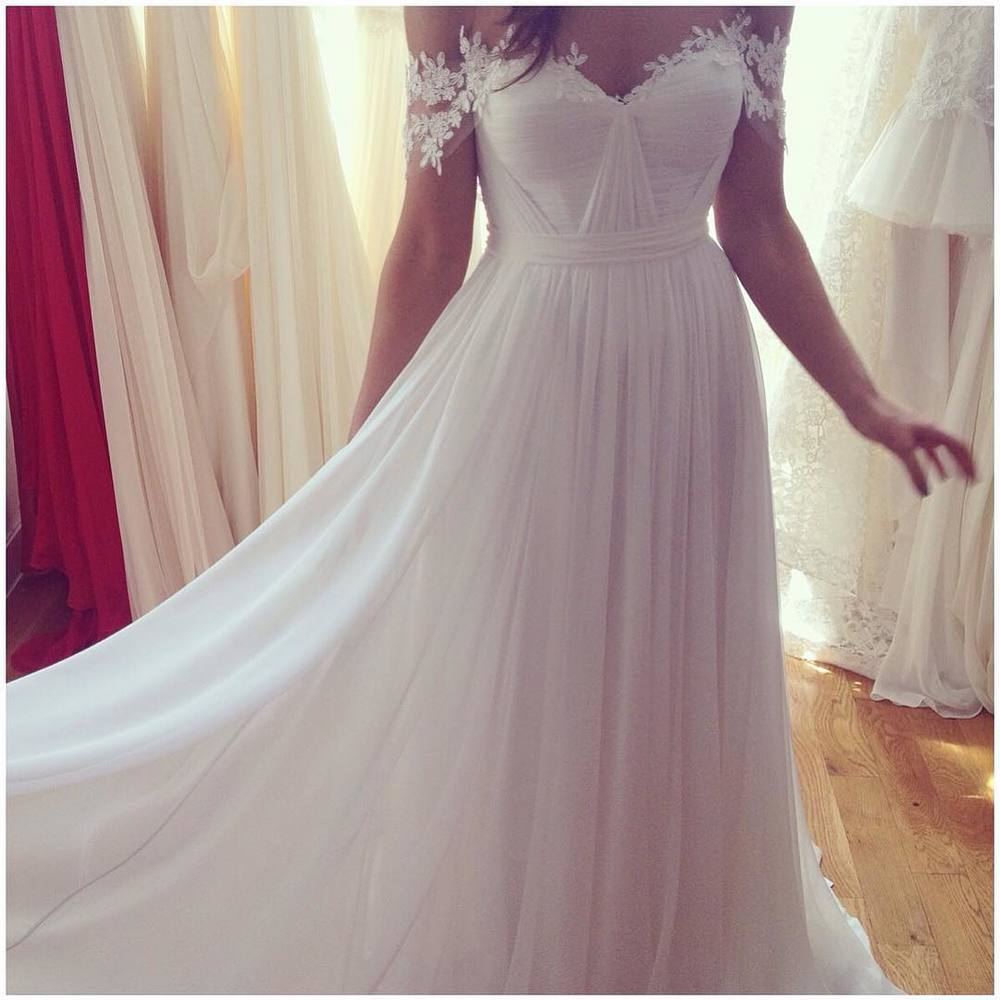 My beautiful Marlene 💕💕💕. Adore sooo much! Happy Sunday #fittings #tatyanamerenyuk #tatyanamerenyukbridal #fashion #style #stylish #cute #tatyanamerenyukbridal #beautiful #pretty #design #bridaldress #dress #wedding #weddingdress #bohochick #boho #whitedress #weddinginsporation #lace #bohemianwedding #bride #nycdesigner #californiabride #bridal #californiawedding #brooklynbride