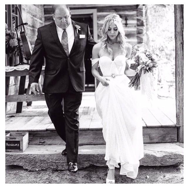 Happy Fathers Day! @nutritiouslynatalie daddy's girl! ❤️❤️❤️❤️❤️ #tatyanamerenyuk #tatyanamerenyukbridal #fashion #style #stylish #cute #tatyanamerenyukbridal #hair #beauty #beautiful #instagood #pretty #design #bridaldress #dress #wedding #weddingdress #bohochick #boho #whitedress #weddinginsporation #lace #bohemianwedding #bride #nycdesigner #californiabride #bridal #fathersday