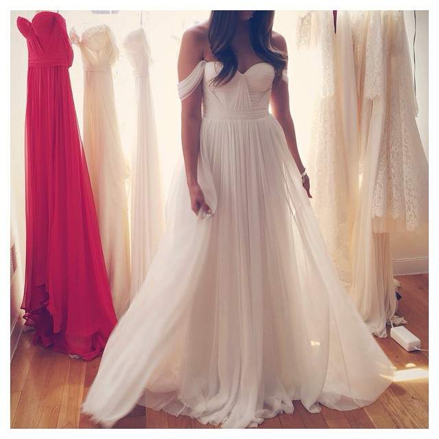 Draped…oh so good ✨✨✨ gorgeous fittings with gorgeous girls on this sunny Brooklyn day! #tatyanamerenyuk #tatyanamerenyukbridal #fashion #style #stylish #cute #tatyanamerenyukbridal #hair #beauty #beautiful #instagood #pretty #design #bridaldress #dress #wedding #weddingdress #bohochick #boho #whitedress #weddinginsporation #lace #bohemianwedding #bride #nycdesigner #californiabride #bridal