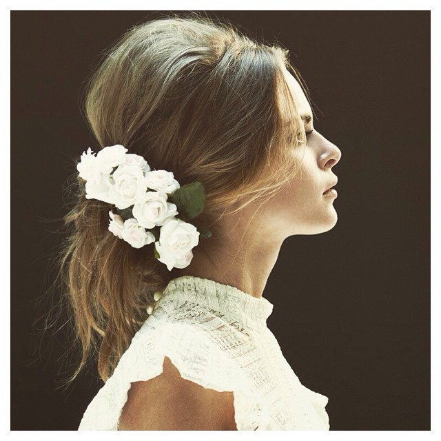 Feeling so inspired by this gorgeous photo by Daniel Gurton… Flowers are just the Best accessories! And that 60s vibe 💕💕💕 #tatyanamerenyuk #tatyanamerenyukbridal #fashion #style #stylish #cute #tatyanamerenyukbridal #hair #beauty #beautiful #instagood #pretty #design #bridaldress #dress #wedding #weddingdress #bohochick #boho #whitedress #weddinginsporation #lace #bohemianwedding #bride #nycdesigner #californiabride #bridal #flowes