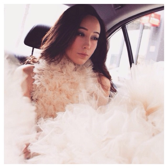The beautiful and elegant Angelica in my cloud dress in NYC Taxi cab✨✨✨ #tatyanamerenyuk #tatyanamerenyukbridal #fashion #style #stylish #cute #tatyanamerenyukbridal #hair #beauty #beautiful #instagood #pretty #design #bridaldress #dress #wedding #weddingdress #bohochick #boho #whitedress #weddinginsporation #lace #bohemianwedding #bride #nycdesigner #nycbride #bridal #nycwedding #tbt