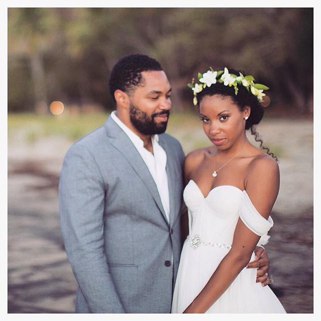 So pretty! @codieco 😍😍😍 Loving how your hubby is admiring your loveliness!!! #tatyanamerenyuk #tatyanamerenyukbridal #fashion #style #stylish #cute #tatyanamerenyukbridal #hair #beauty #beautiful #instagood #pretty #design #bridaldress #dress #wedding #weddingdress #bohochick #boho #whitedress #weddinginsporation #lace #bohemianwedding #bride #nycdesigner #californiabride #bridal #californiawedding