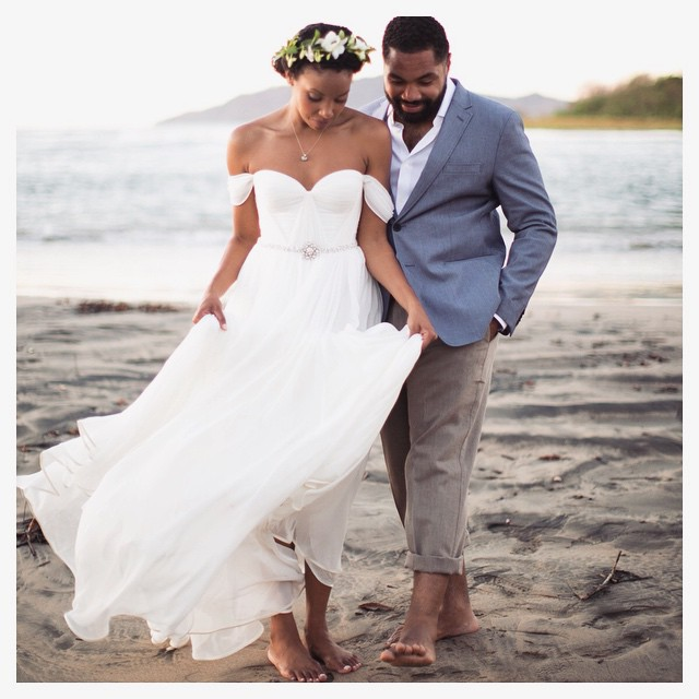 Codie + Tommy ♥ Gorgeous California couple… full album to come soon on www.tatyanamerenyuk.com Photo by Katie Stinnett #tatyanamerenyuk #tatyanamerenyukbridal #fashion #style #stylish #cute #tatyanamerenyukbridal #hair #beauty #beautiful #instagood #pretty #design #bridaldress #dress #wedding #weddingdress #bohochick #boho #whitedress #weddinginsporation #lace #bohemianwedding #bride #nycdesigner #californiabride #bridal #californiawedding