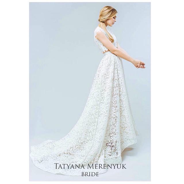 Thank you to all my gorgeous brides! Im am so excited to show my bridal lookbook ❤️🙏 #tatyanamerenyuk #tatyanamerenyukdesigns #fashion #style #stylish #cute #photooftheday #hair #beauty #beautiful #instagood #pretty #design #model #dress #wedding #weddingdress #bohochick #boho #whitedress #weddinginsporation #lace #bohemianwedding #bride #nycdesigner #Californiagirl #californiabride #californiawedding #bridalboutique