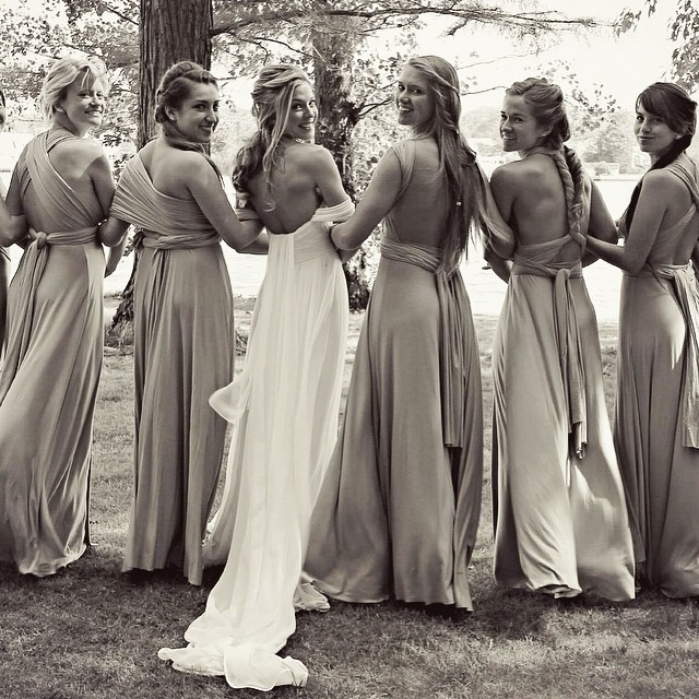 We'll hello gorgeous girls!!!! 😍 my bride in her custom dress, gorgeous back shot with her lovely train…. #tatyanamerenyuk #tatyanamerenyukdesigns #fashion #style #stylish #cute #photooftheday #hair #beauty #beautiful #instagood #pretty #design #model #dress #wedding #weddingdress #bohochick #boho #whitedress #weddinginsporation #lace #bohemianwedding #bride #nycdesigner