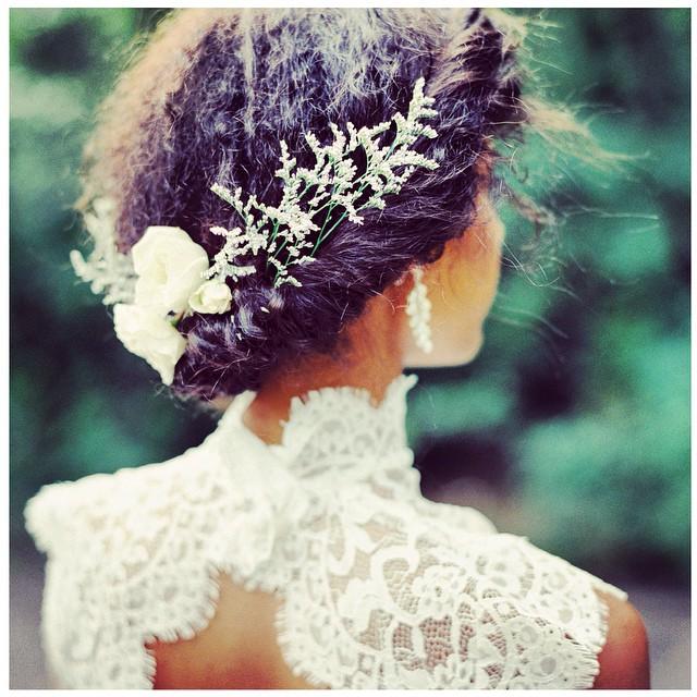 This hair is just perfection👌💕 with my gown of course;) #tatyanamerenyukbridal #bride #boho #bohemian #bohochick #wedding #whitedress #weddinginspiration #hair #flowers #floralcrown #fashion #girl #pretty #weddingdress #weddinghair