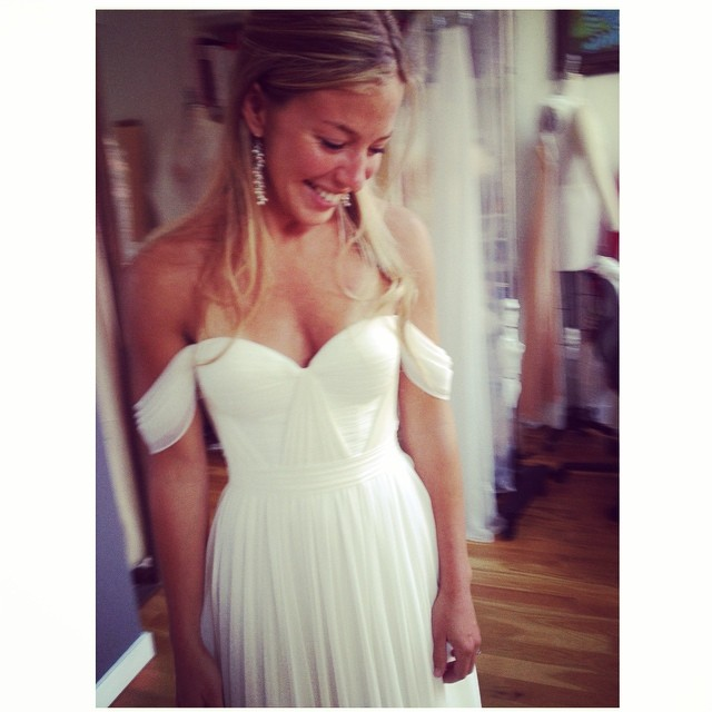 Absolutely stunning fittings today! 💕 #tatyanamerenyukbridal #bridal #wedding #weddingdress #fashion #dress #bride #boho #bohobride #bohochick #weddinginspiration #whitedress #handmade #nycdesigner