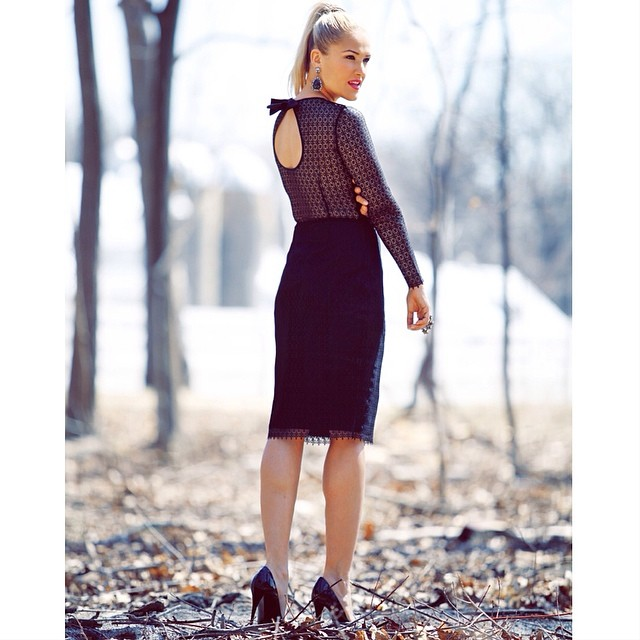 The ever so Stunning @helen_berkun wearing my lace fitted sheath dress! So chick and sexy! #fashion #tatyanamerenyuk #tatyanamerenyukdesignes #nycdesigner #pretty #lace #dress