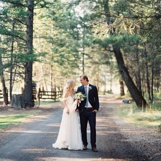 Loving this image. Natalie and Kyle❤️ #love #tatyanamerenyukbridal #tatyanamerenyukdesigns #tatyanamerenyuk #bride #bridal #bridalgown #dress #weddingdress #weddinginspiration #bohobride #boho