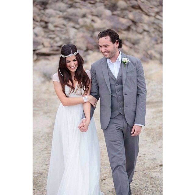 Another picture of this gorgeous couple in my custom gown…. Happy Sunday! #wedding #weddingdress #weddinginspiration #tatyanamerenyuk #fashion #nycdesigner #pretty #beautiful #bohobride #boho #beautiful #love #instagood #photooftheday