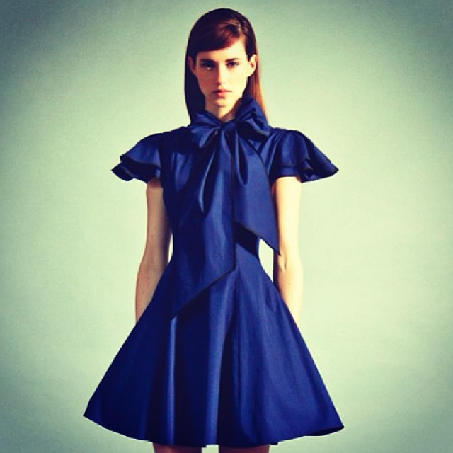 SS 2014 RTW. I love school girl/ navy theme… Cotton with silk piping and silk lining. ❤ SS 2014 RTW #reddollbytm #rtw #dress #nycdesigner #production #fashion #style #stylish #cute #photooftheday #beauty #beautiful #instagood #pretty #swag #girl #girls #eyes #design #model #dress #shoes #styles #outfit #shopping #glam