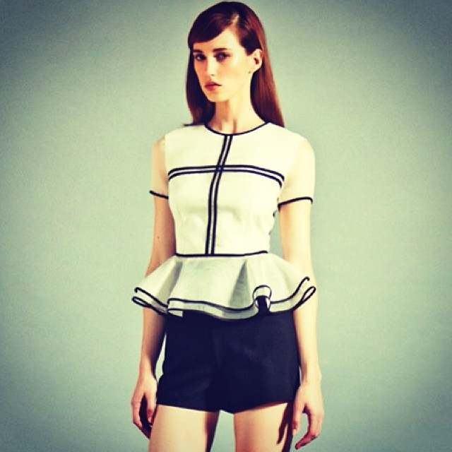 SS 2014 RTW #reddollbytm #rtw #blouse #nycdesigner #production #fashion #style #stylish #cute #photooftheday #beauty #beautiful #instagood #pretty #swag #girl #girls #eyes #design #model #dress #shoes #styles #outfit #shopping #glam