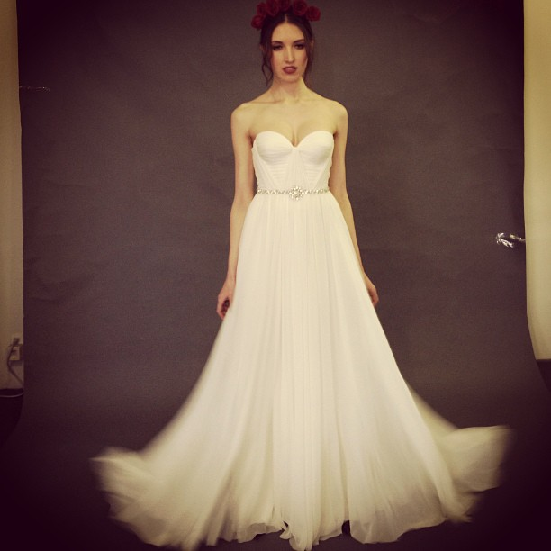 Angelic❤ #dress #fashion #bride #bridal #dress #tatyanamerenyuk #reddollbytm