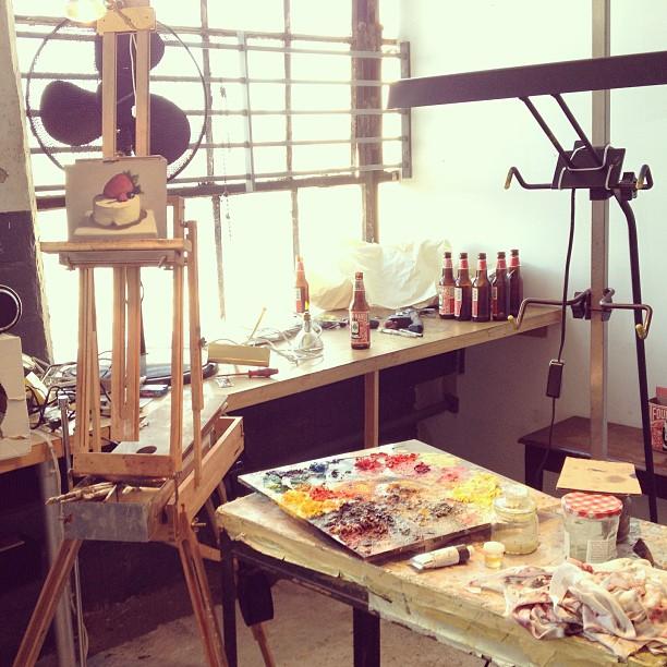 @quanghongpaint studio, so nice!