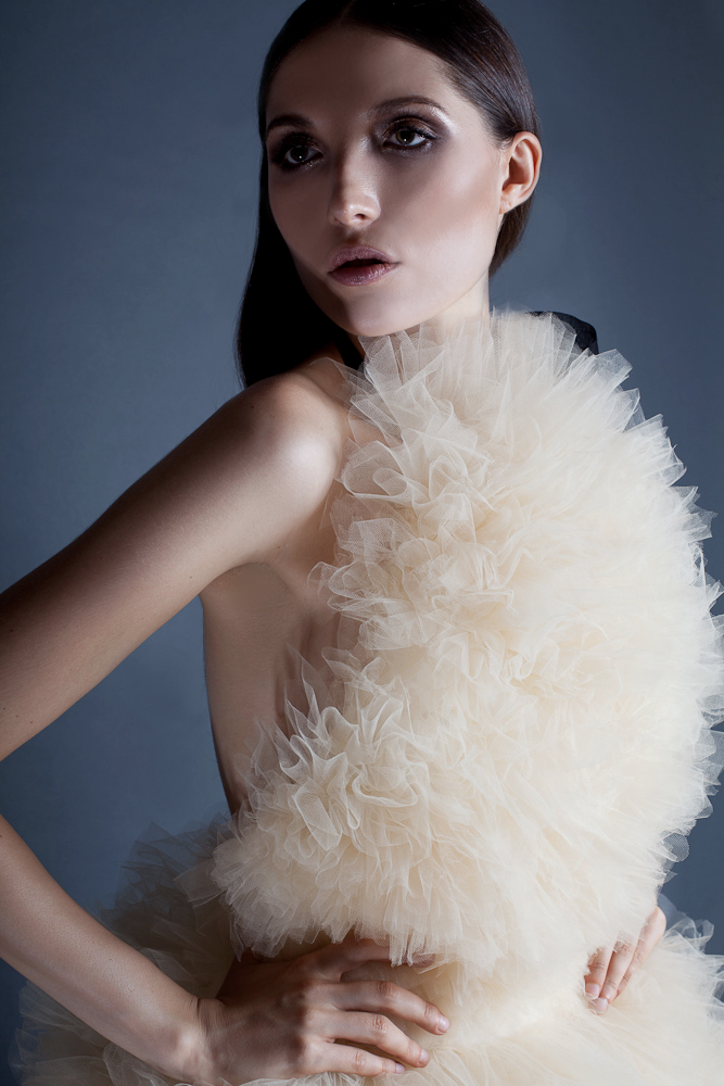 pretty close-up by Dima Volkov~ in my cloud dress
