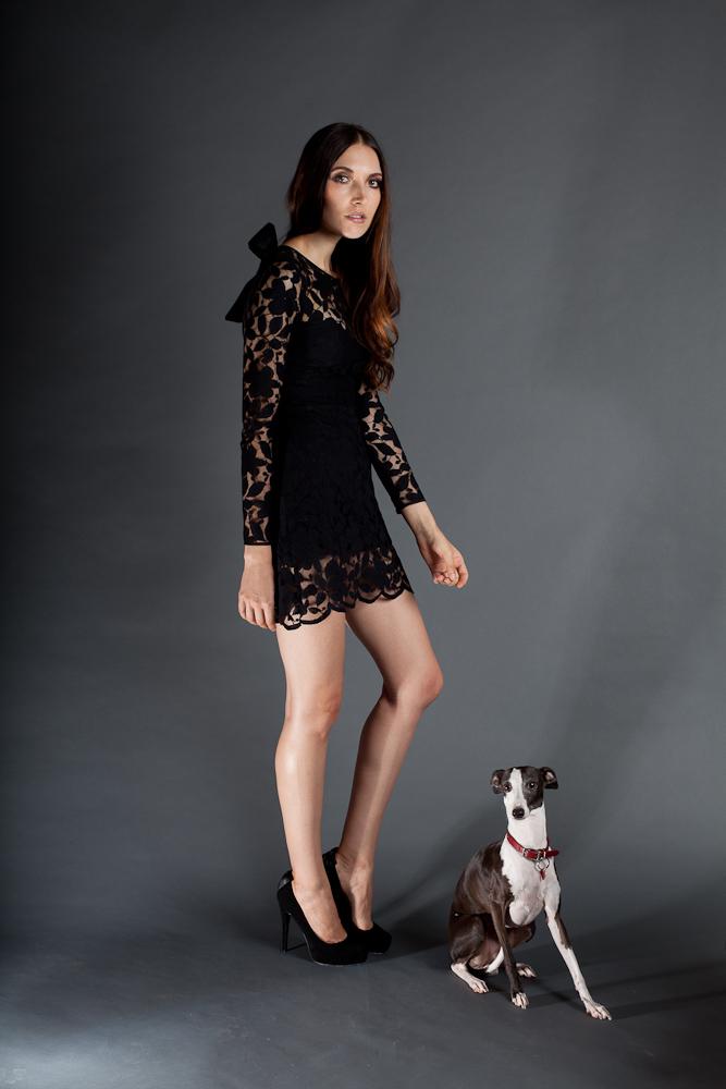 My gorgeous IG Doug and model Tatjana♥