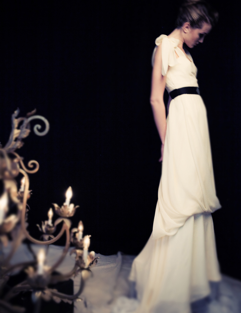 pretty picture by Billy Rood, dress by me~
