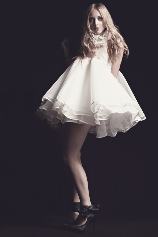 Silk Charlie dress by me~