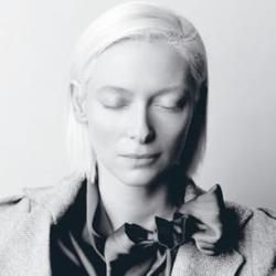 Tilda Swinton ~ love this women….she's magical.