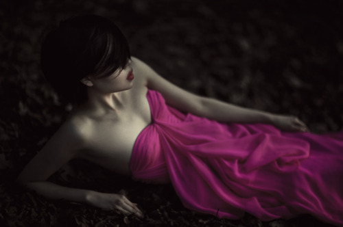sneak peak of new work~ photographer, Marianna Marisova model, Christy Ai make-up artist, Yelena T