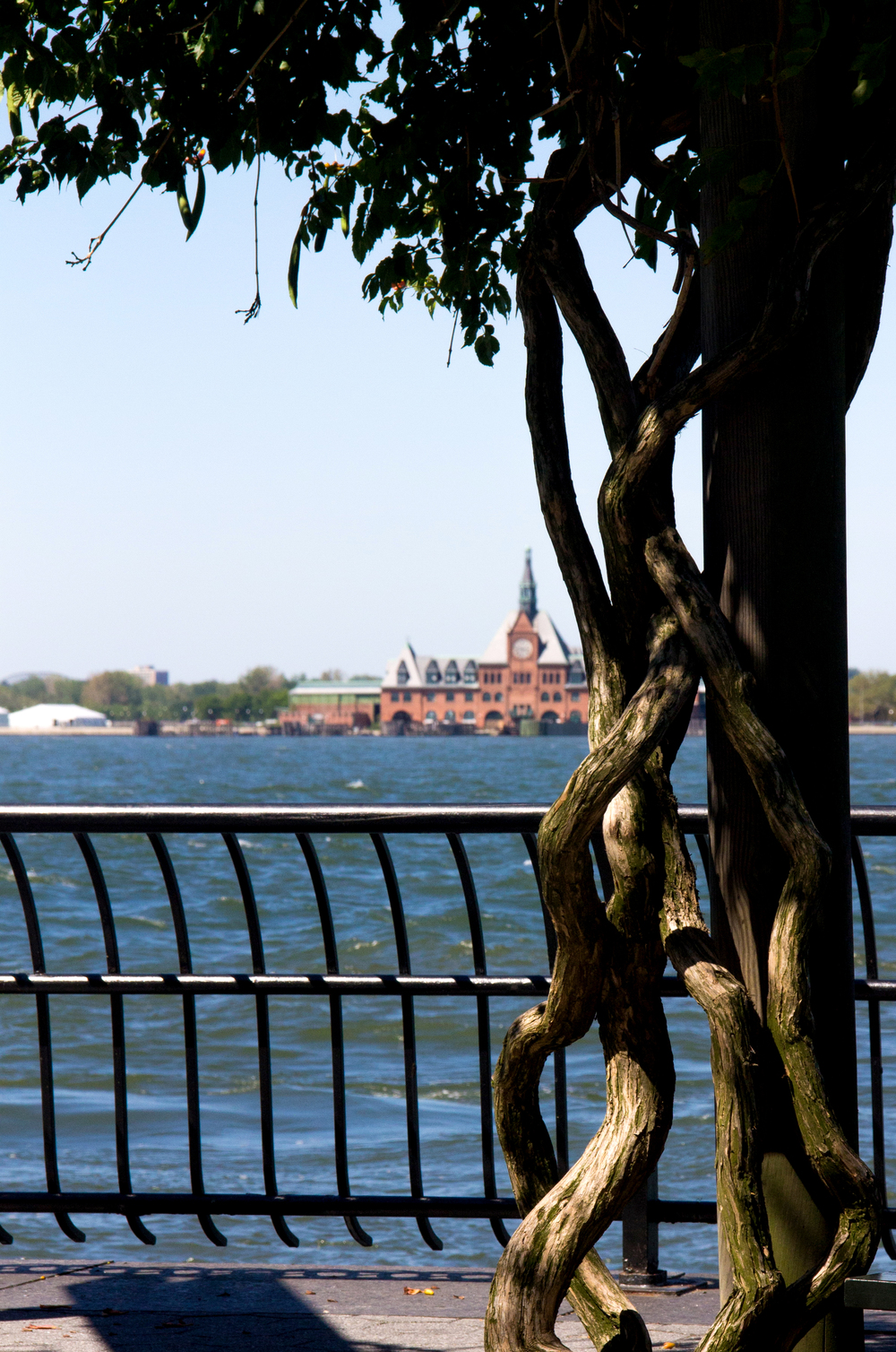 Along the Hudson