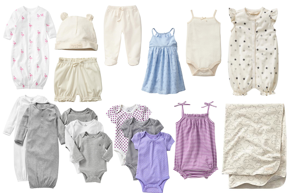 Baby's First Clothes <3