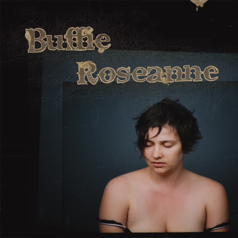 BUFFIE ROSEANNE CD FRONT COVER     2010