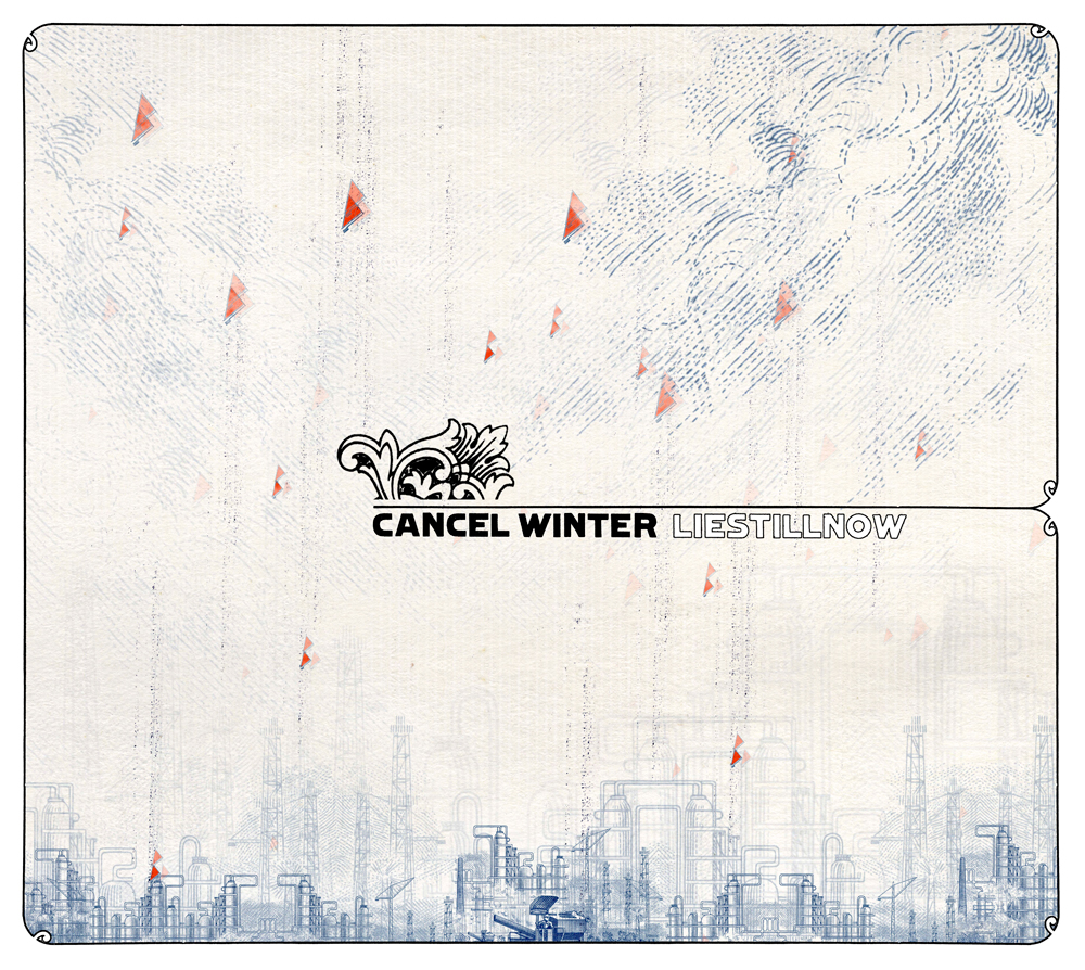 CANCEL WINTER CD FRONT COVER     2007