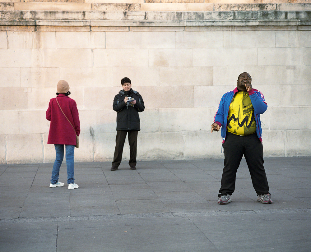 LONDON, ENGLAND 2008